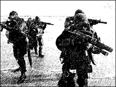 Переход линии фронта