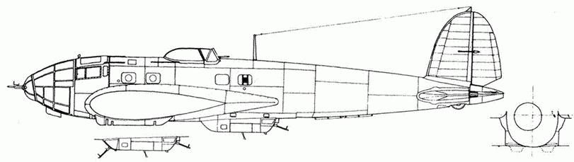 Не 111Н-16 – стандартная версия