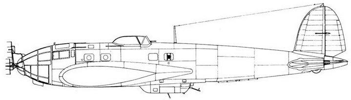 Не 111Н-18 с радаром FuG 200