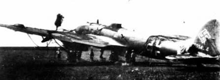 Транспортный <a href='https://arsenal-info.ru/b/book/659521127/13' target='_self'>Не 111Н</a>-20, Украина, весна 1943 г.