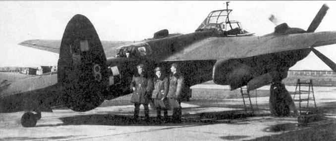 Второй этап: массовое применение Ту-2 на заключительном этапе войны
