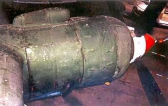 Детали двигателя Ту-2 из Музея польской авиации в Кракове.