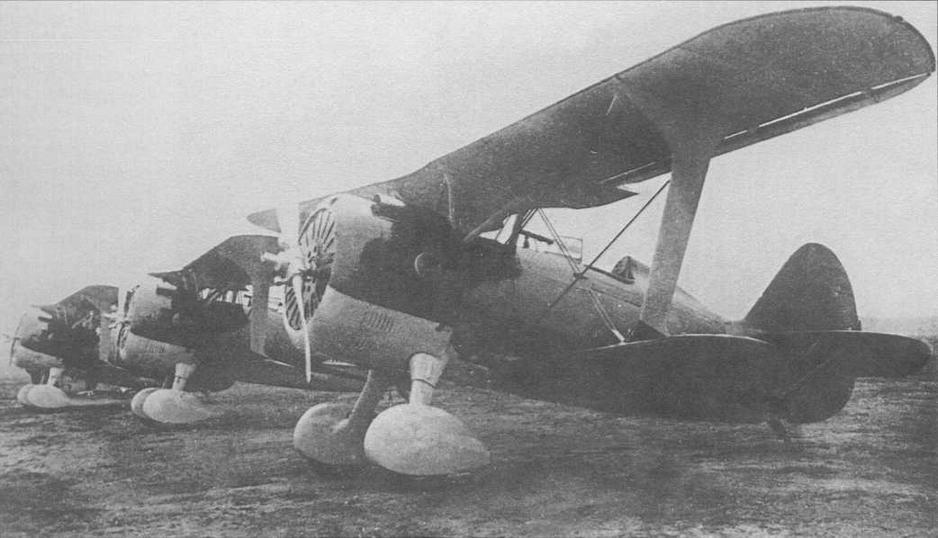 И-15бис ТК, заводские №№5976, 5977, 5978, полностью прошедшие заводские испытания в конце сентября 1939 г.