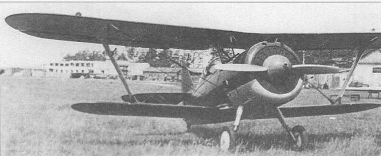 И-156ис ГК, заводской №3710, на аэродроме авиазавода N«289 в Подлипках в августе 1939 г.