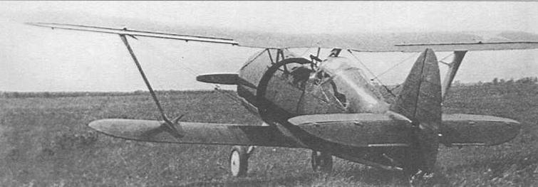 И-156ис ГК, заводской №3710, перед перегонкой на аэродром НИИ ВВС для прохождения испытаний