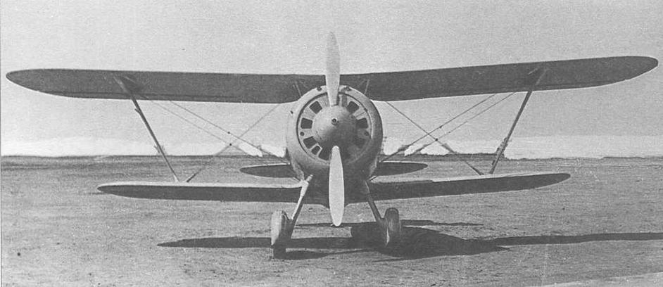 ДИТ (ДИТ-1), заводской №5128 в ходе испытаний летом 1939 г. Окраска передней части самолета, наиболее вероятно, красного цвета