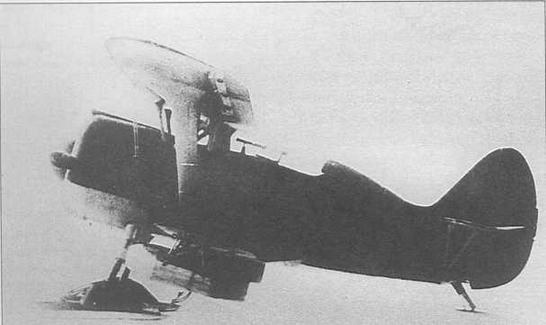 И-15бис с двигателем М-62
