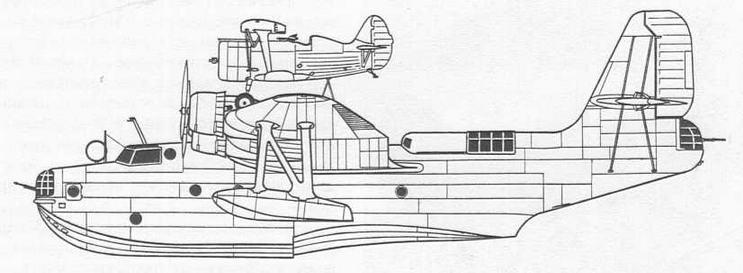 «Звено» МТБ-2 + 2 И-15бис