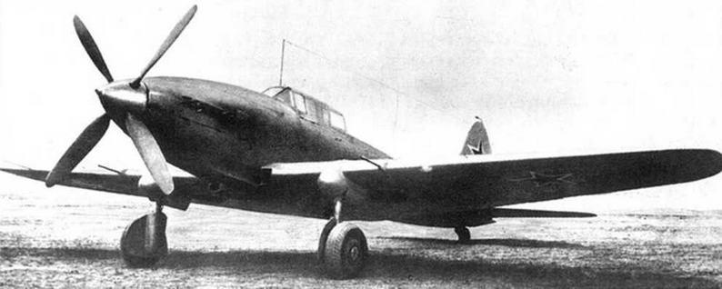 Штурмовик Ил-8