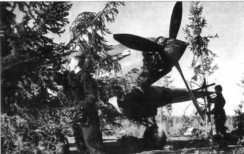 Ил-2 с пушками НС-23.