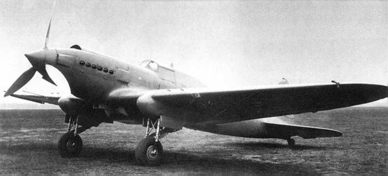 Бронированный штурмовик ЦКБ-57.