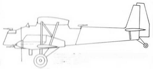 Тяжелый бронированный штурмовик АНТ 17 (ТШ-Б)