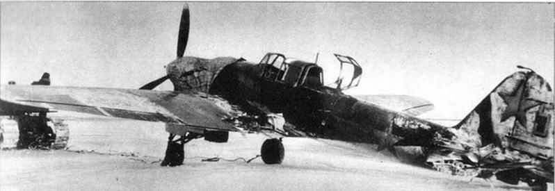Бронированный штурмовик Ил-2