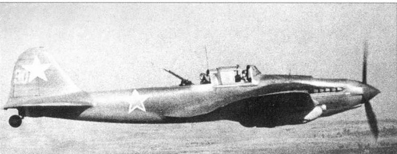 В разведывательном полете. Ленинградский фронт, 1944 г.