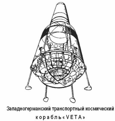 Немецкая космонавтика