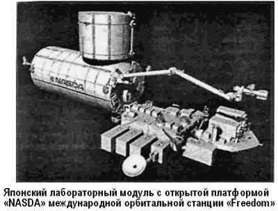 Орбитальная станция «Freedom»