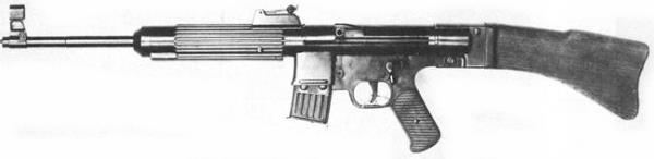 Автомат (штурмовая винтовка) Mauser Gerat 06 / Stg.45
