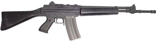 Штурмовая винтовка (автомат) Beretta AR-70/223 и AR-70/90