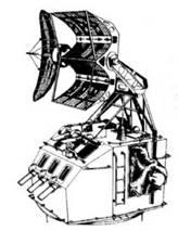 Дальномер 5-дюймовых орудий