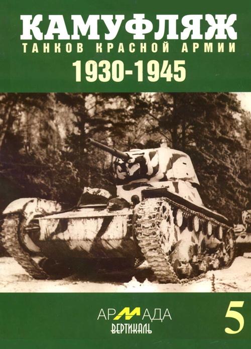 Камуфляж танков Красной армии, 1930–1945