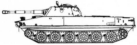 Следующий специальный выпуск «Бронеколлекции» — монография «Плавающий танк ПТ-76»
