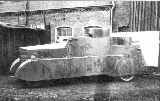 """Бронеавтомобиль БАД-1 (боевая автодрезина) был разработан и изготовлен в 1931 году в Техническом отделении ЭКО ПП ОГПУ в ЛВО. В качестве базы использовался двухосный грузовой автомобиль """"Форд АА"""". При этом с него сняли грузовую платформу, тент, сиденья, дверцы и крылья. Переднюю рессору усилили пятью листами."""