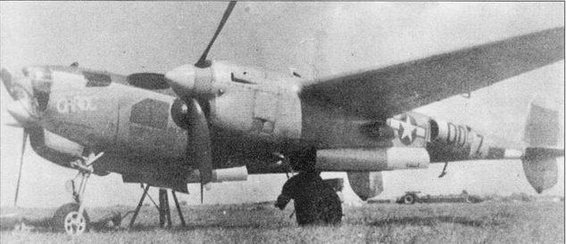 «Carol» – P-38J Droop Snoot из 82-й истребительной авиагруппы. Конверсионные наборы Droop Snoot изготавливались фирмой Локхид, а монтировались на самолетах в полевых условиях.