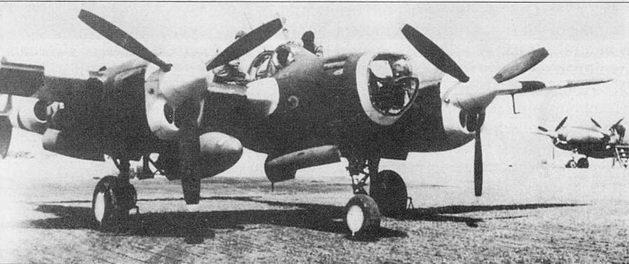 Капитан Хертель Изель служил в 20-й истребительной авиагруппе, он летал на P-38J Droop Snoot с именем «Eze Does it». Впервые Droop Snoot был использован при налете на аэродром Гютерслох 10 апреля 1944 г., в налете приняли участие «Лайтнинги» из 20-й авиагруппы.