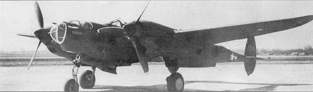 Самолет похож па Droop Snoot, хотя на самом деле сфотографирован фоторазведчик XP-5D, переделанный из F-5A. Самолет отличается от обычных фоторазведчиков укороченным отсеком для фотоаппаратуры, наличием рабочего места штурмана и вооружением из двух крупнокалиберных пулеметов.