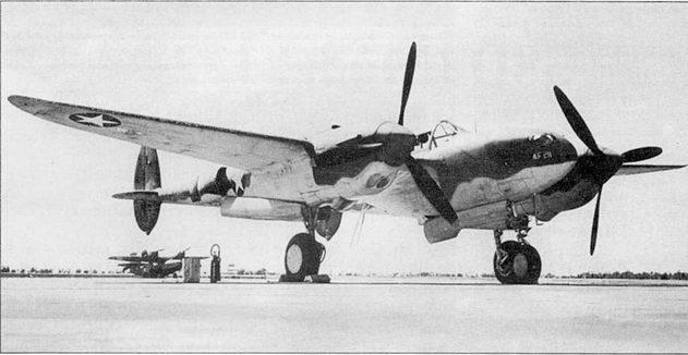 Несколько Р-322 были оснащены двигателями Аллисон серии «F». При установке новых моторов изменяли форму мотогондол. Турбокомпрессоры не ставились и выхлопная система двигателей не изменялась.