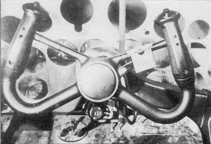 На Р-38J был установлен новый штурвал.