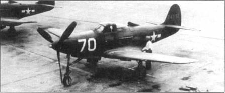 «Аэрокобры» из тренировочного подразделения, снимок сделан на аэродроме, расположенном в континентальной части США. Всего было изготовлено 240 истребителей Р-39М.
