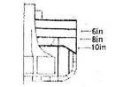 Проект 686 (январь 1911 г.).Водоизмещение 30500 т. длина 630 ф. ширина 92 ф. 14 16- дм, 14 6-дм орудий