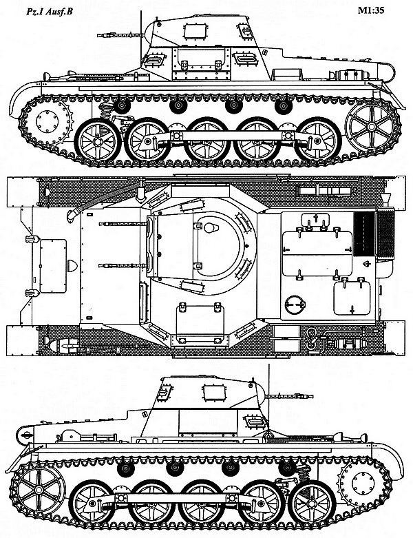 Производство танков Pz.Kpfw.I