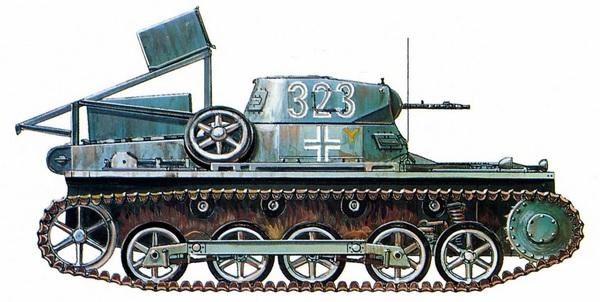 LadungslegerI из состава 58-го танкового инженерного батальона (Pz.Pi.Abt.58), находившегося в оперативном подчинении 7-й <a href='https://arsenal-info.ru/b/book/1627328415/38' target='_self'>танковой дивизии</a>. Франция, 1940 год.