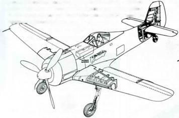 Нововведения в планере самолета A-10/F-10. Предполагалось увеличить размер колес главного шасси, что потребовало увеличить глубину колесных ниш. В свою очередь, это было возможным за счет изменения профиля у основания крыла. Кроме того, самолет должен был получить упрошенные бортовые консоли кабины.