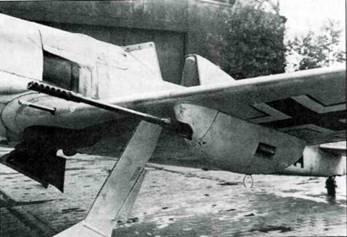 Fw 190A-5/U11, W.Nr. 151303, RG+ZA — протопит Ruestsatz 3.