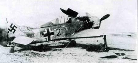 Fw 190F-8, вероятно из SG 2.