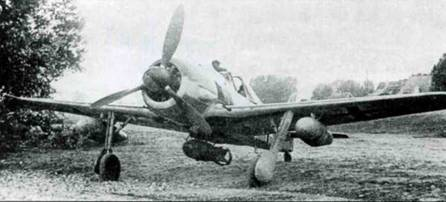 Fw 190F-8/U1 с замками V.Mtt-Schloss.
