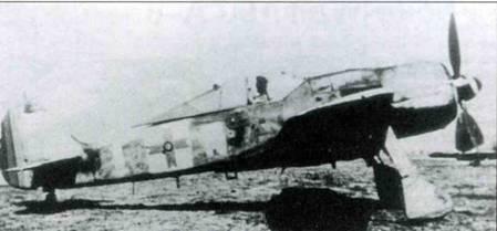 Румынский Fw 190F-8.