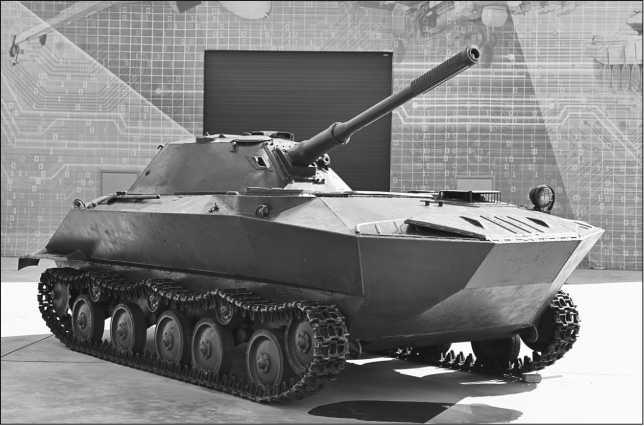 Танк К-90 в экспозиции парка «Патриот». 2015 год.