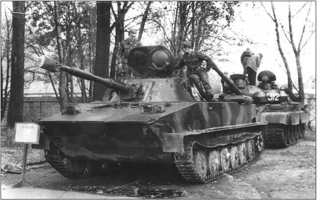 Наши Танки №9 - ПТ-76Б