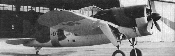 Финны пытались создать свой истребитель из деталей «Баффало». Был создан один прототип, но дальше дело не пошло. Самолет «Нити» имел фюзеляж от «модели 239», трофейный советский двигатель М-63 и фанерные крылья. Этот самолет сохранился до наших дней — единственный уцелевший «Баффало».