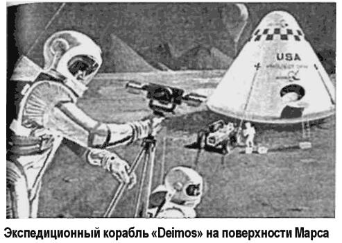 Американская марсианская программа