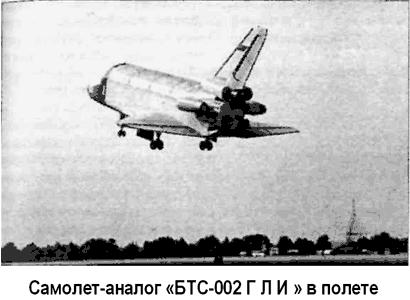 Атмосферный аналог «БТС-002 ГЛИ»
