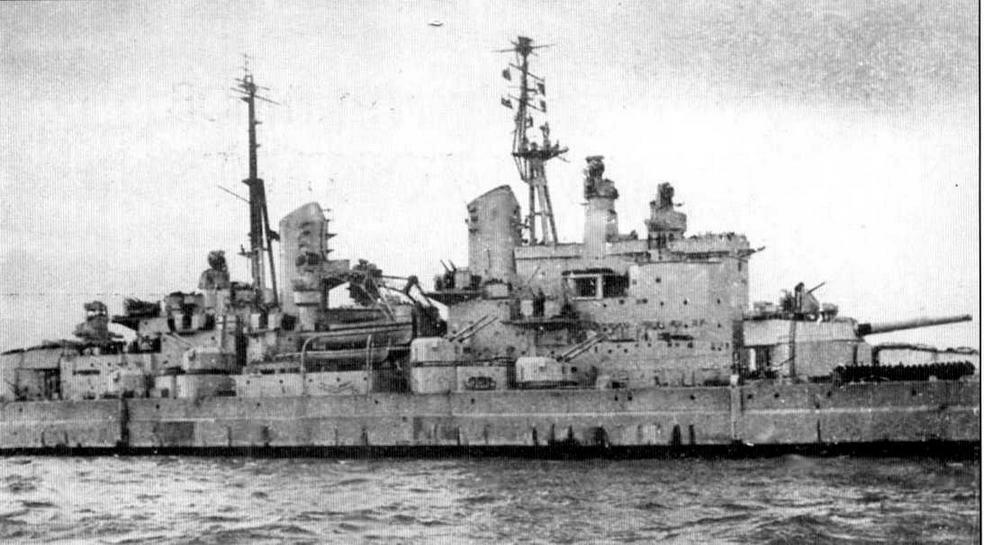«Вэнгард», 1946 год