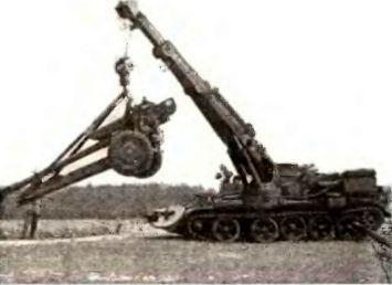 Из танкистов — в крановщики