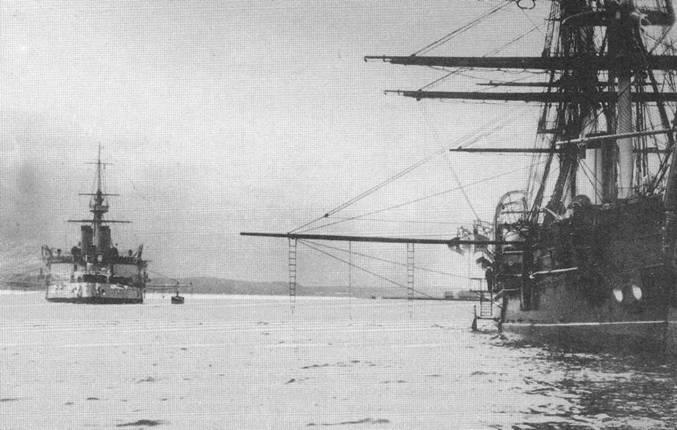 На Балтике. 1903г.