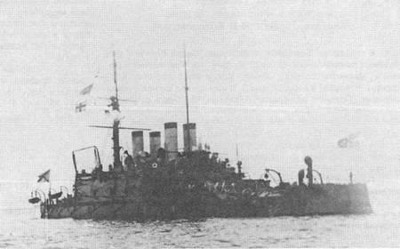 В последние дни перед уходом на Дальний Восток. Сентябрь 1904г.