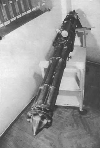 Пушка ГШ-6-30